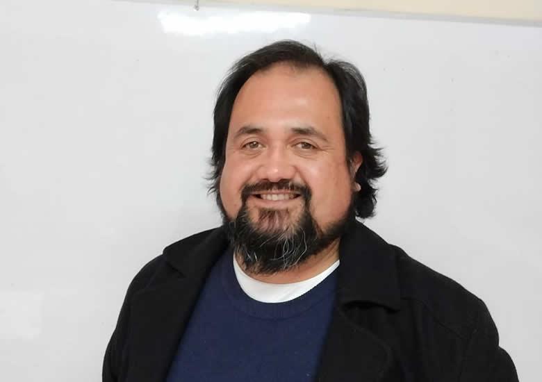 Bienvenida al Profesor Juan Pablo Escalante